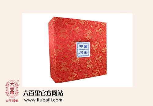 浙江国礼青花瓷400g 4罐X100g