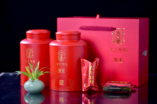 浙江茶王200g   2罐×100g